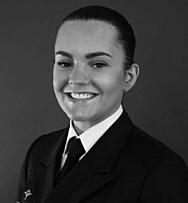 Gesine Stoltenberg Graham, hovedtillitsvalgt i Sjøforsvaret