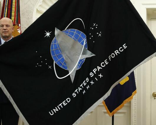 Personellet i USAs romstyrke har fått benevnelse