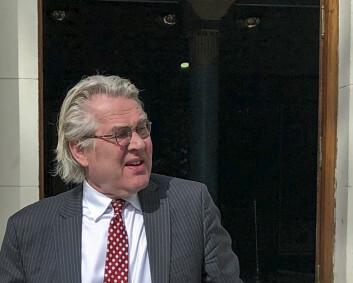 Tor Wennesland blir FN-utsending i Midtøsten