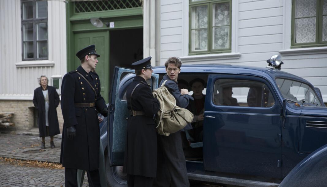 Jakob Hoff Oftebro spiller Charles i filmen «Den største forbrytelsen».