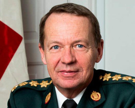Danmarks tidligere forsvarssjef har fått ny jobb - ønsker større forsvarsindustri