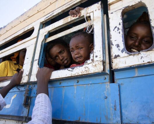Vitner forteller om krigføringen i Tigray: Sivile tap og store ødeleggelser