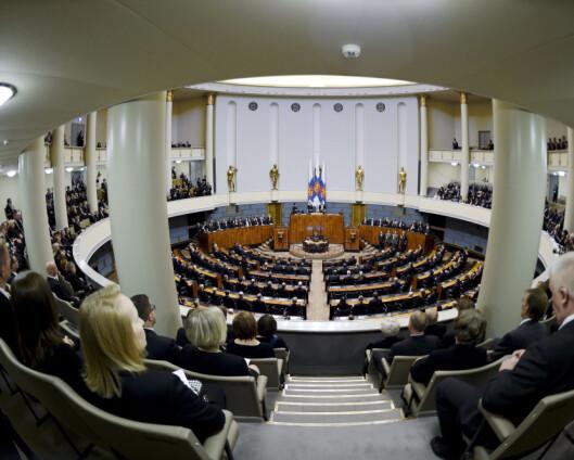 Cyberangrep mot riksdagen i Finland - etterforskes som spionasje