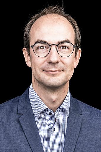 ANSVARLIG REDAKTØR: Stian Eisenträger i Forsvarets forum.