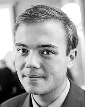 Jens Kristian Øvstebø, president i Yata Norway