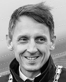 Tom Myrvold, ordfører i Ørland