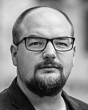 Erik Waatland, ansvarlig redaktør i Medier24