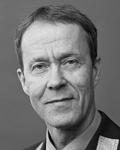 Inge Kampenes, sjef for Cyberforsvaret