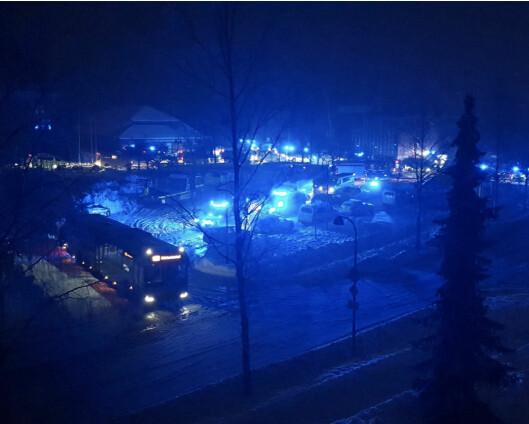 Forsvaret bistår etter jordskred på Gjerdrum