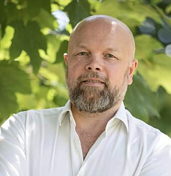 Jarle Hetland er kommunikasjonssjef i ESA.