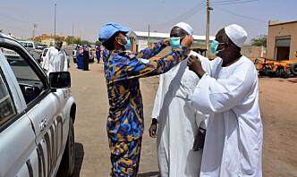 FNs fredsstyrke i Darfur avvikles – frykt i befolkningen
