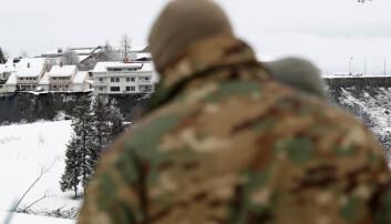 – Forsvaret er den viktigste beredskapsetaten i landet