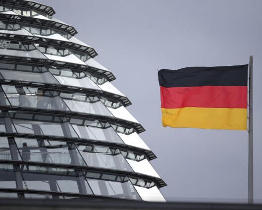 Tysk våpeneksport til Midtøsten verdt 12 milliarder kroner