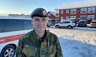 Ingeniørbataljonen får nytt oppdrag i Gjerdrum