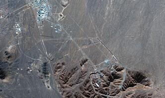 Iran: Hevder å anrike uran til 20 prosents renhet