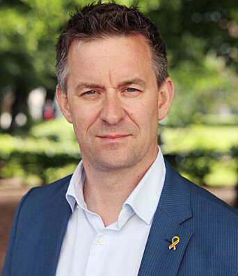 LEDER BFO: Jens Jahren er leder i Befalets fellesorganisasjon.