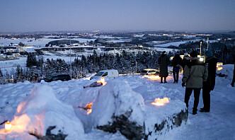 Fem prester fra Forsvaret til Gjerdrum: Bisto både pårørende og soldater