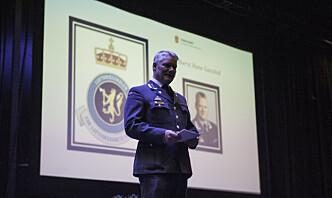 Rune Gaustad blir senior stabsoffiser ved NATO-hovedkvarteret i Norfolk