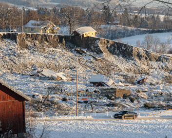 Gjerdrum-rapport: Forsvaret brukte fem og en halv time før de var på stedet