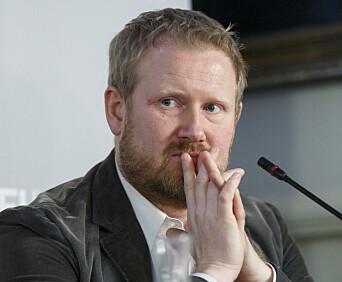 Anders Romarheim, IFS.