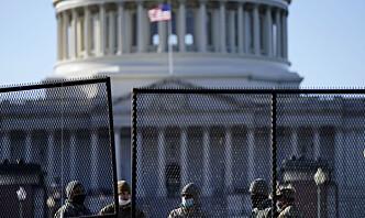 Nasjonalgarden ventet 90 minutter før de grep inn