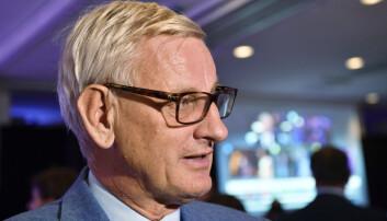 Carl Bildt: – Jeg er mer redd for algoritmenes krig enn bataljonenes krig