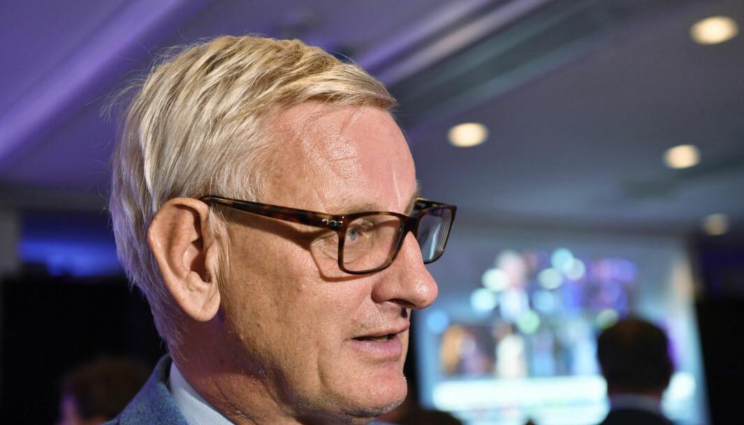 Carl Bildt er både tidligere utenriks- og statsminister i Sverige.