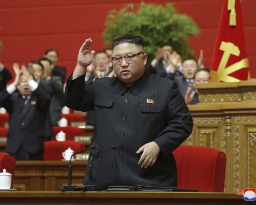 Lover å øke Nord-Koreas atomvåpenlagre