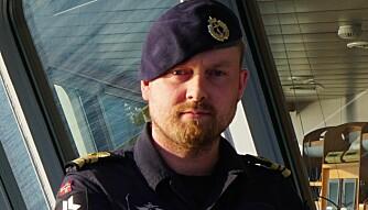 Innleggforfatter Espen Skare er arbeidsplasstillitsvalgt i NOF avdeling Kystvakten.