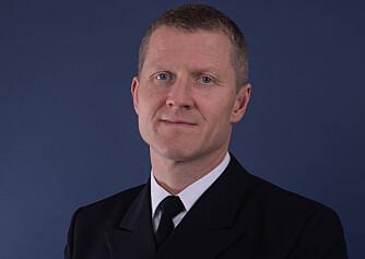 Innleggforfatter Oliver Berdal er Sjef Kystvakt og flaggkommandør.