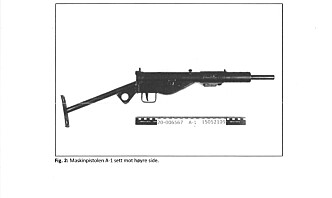 – Ikke «Kjakans» våpen