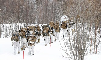 Norskledet øvelse blir den største innenfor polarsirkelen siden den kalde krigen