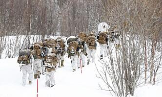 – Forsvaret skal levere på sin viktigste oppgave også under en pandemi