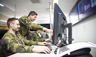 FFI: Forsvaret må bruke ny teknologi for å overleve