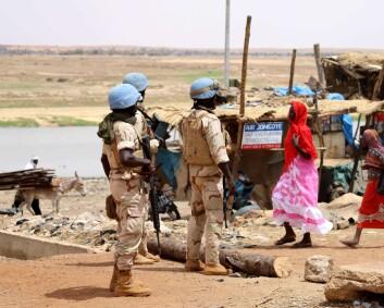 Nye angrep mot FN i Mali og Den sentralafrikanske republikk