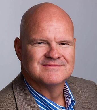 Sjef for TVO, Knut Ringen.