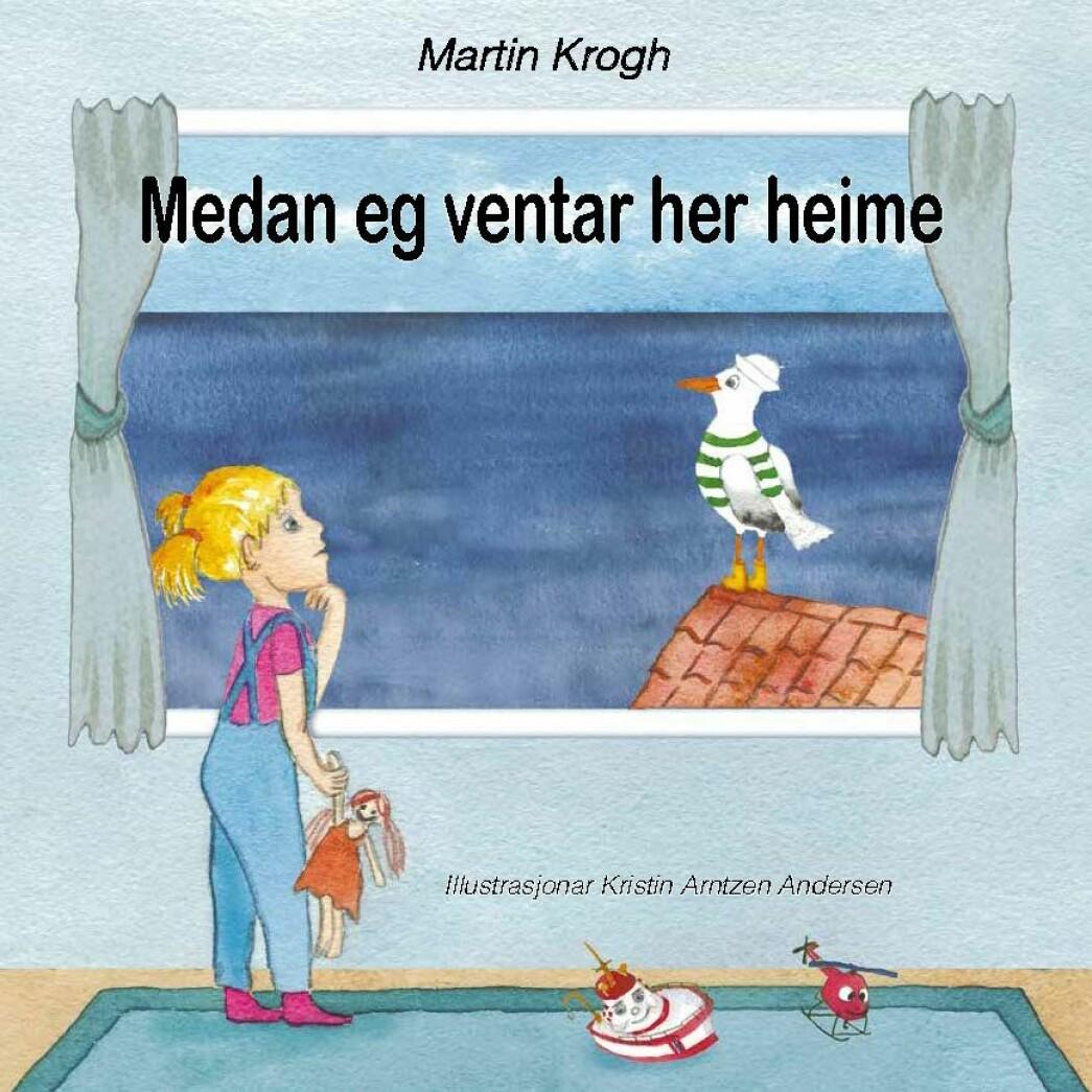 Barneboka er gitt ut på både bokmål og nynorsk. Totalt opplag: 600.