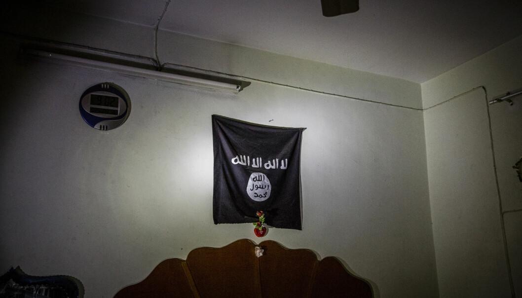 En amerikansk soldat ble pågrepet tirsdag 19. januar 2021 for å gi støtte til IS.