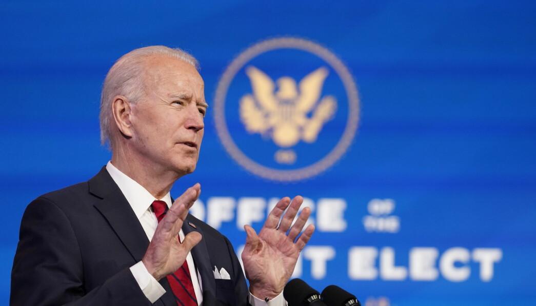 – Vi må påføre Russland reelle kostnader for deres krenkelser av internasjonale normer, skrev Joe Biden da han presenterte sitt utenrikspolitiske program før valget i fjor høst.