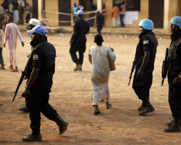 FN: Opprørere blokkerer hovedstaden i Den sentralafrikanske republikk