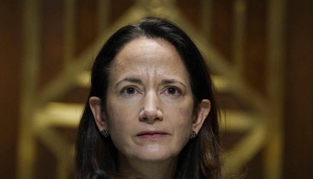 Avril Haines blir ny etterretningssjef i USA.