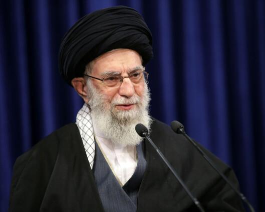 Khamenei krever USA må avvikle sanksjonene først