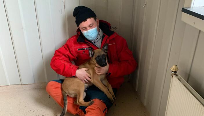 Forsvarets hundeskole har brukt sivile fôrverter for sine fremtidige tjenestehunder siden ordningen ble opprettet.