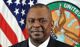 Han er USAs nye forsvarsminister
