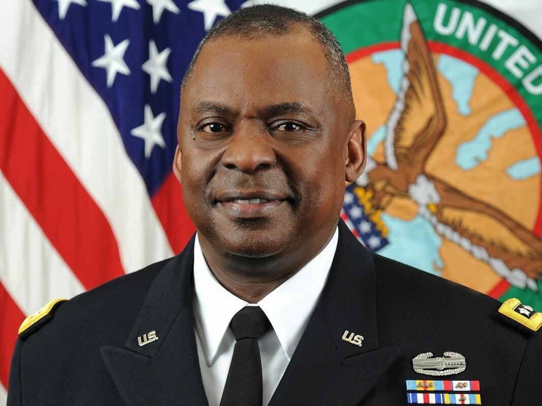 HISTORISK: Lloyd Austin (67) blir forsvarsminister under president Joe Biden. Her er han fotografert som general i 2013.