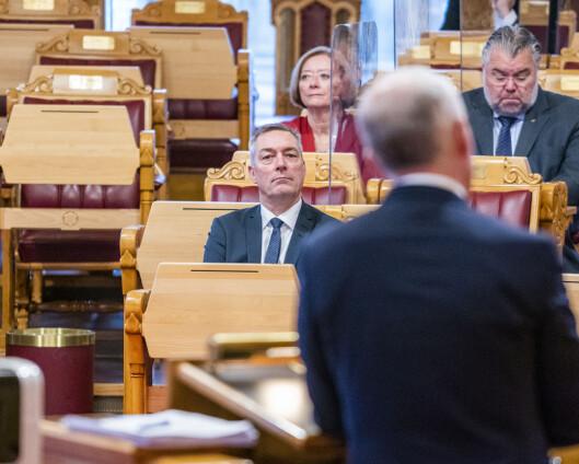 – Dårlig ledelse av statsråden