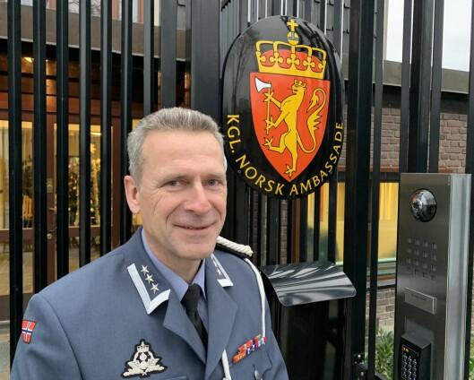 Færre norske forsvarsattachéer