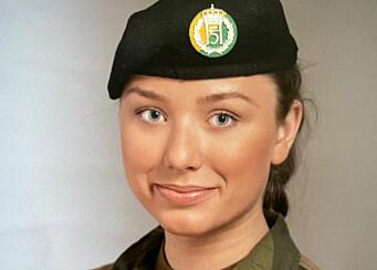Innleggforfatter Linnea Huseby Røbech er hovedtillitsvalgt for Hæren i Tillitsvalgtordningen i Forsvaret (TVO)