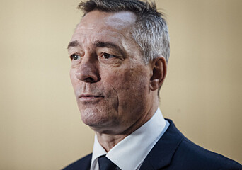 Forsvarsminister Frank Bakke-Jensen er tilfreds med at en karriere i Forsvaret er attraktivt for mange unge.