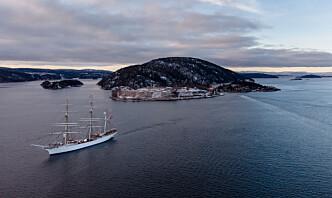 Kadettfartøy dropper Oslo-besøk: – Unødvendig å ta ekstra risiko